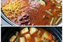 Cooking. Soups