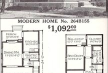 Vintage Dream Homes and House Plans