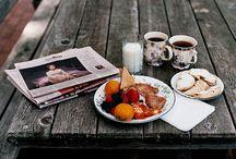 P'TIT DÉJ /  breakfast