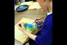 """Art Ed - Art Video """"How - to"""" / by Ms. Ladypants"""