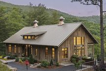 Domov / Prvky, ze kterých bych chtěl utvářet svůj domov.