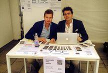 Desk Informativi / Tutti i Desk fatti da BYSE (Bocconi Young Students Entrepreneurs)