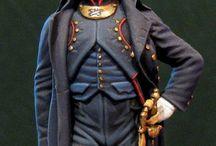 """Uniforme militaire """" monde """" / Des uniformes anciens et modernes de divers pays."""