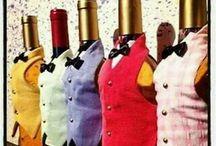 oblečky na víno