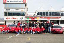 Alfa Romeo Driving Day | Varano de Melegari / Una giornata di pura emozione in pista grazie al Corso di Guida Evoluta del Centro Internazionale Guida Sicura. #AlfaDrivingDay