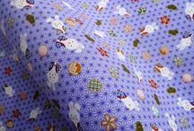 japanese tradicional cotton fabrics