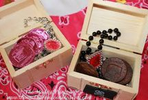 Pirate Princess 7th Birthday party Ideas for Bella. / by giana zita
