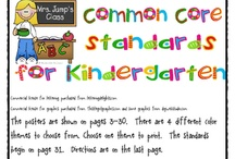 Common Core / by Amy Welborn