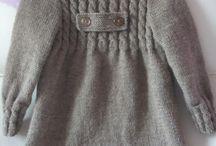 roupas de trico
