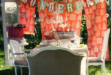 "Isla's ""ONEderland"" Birthday Party"