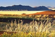 Namibia Landscapes