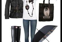 Look Inspiración. Outfit para ir de shopping / Estilismos para llevar mis creaciones con el mayor estilo.