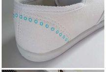 cipők és díszítésük