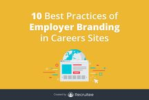How to inject employer branding in careers sites / Careers site is one of the most crucial tools that empower employer brand and define the future of your team. Don't just list your job vacancies. Convert visitors into your brand's believers and prospective candidates.