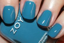 Zoya Nail Polishes to buy / by Allyson Callahan