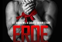 Eroe / Sabato Efisto was born from an unholy union, the bastard son of a martyred saint and the Devil. At least, that's what he's believed, for most of his life.   His father is an Italian crime lord, a man so dangerous that Sabato's mother died trying to get away from him.