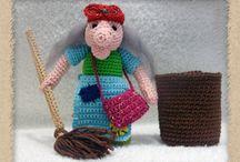 Мое рукоделие. Куклы (My needlework. Dolls)