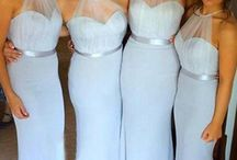 Bridesmaids deesses