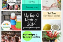 Best Top 10 Posts of 2014 / by Malia Martine Karlinsky