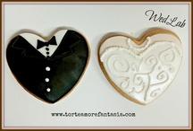 Cookies for Wedding Biscotti segnaposti per matrimonio