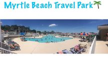 Around MBTP. It's a beautiful day...wouldn't want to be anywhere else! #MyrtleBeachTPDays