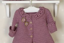 Baby crochet clothes / by Amera Yosri