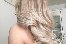 Van de zomer - creamy blond balage