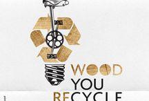 woodyourecycle.nl / Pinbord van WOOD you reCYCLE. Gebruikte fietsonderdelen en sloophout krijgen een nieuwe functionele bestemming in een ander product.  #woodyourecycle.nl #sloophout #recycle