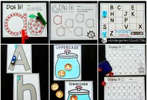 Autism Letters & writing