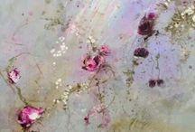 bloemen abstract