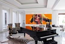 Desert Dream / A beautiful interior design project in Dubai, UAE.