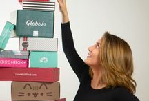 Subscription Boxes for Women / The best subscription boxes for women. Lifestyle choices for women.