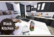 Sims 4 - Kitchen