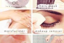 beauty tips&tricks / How to look amazing with a low budget