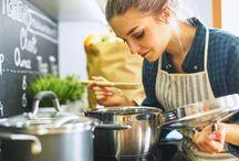rady do kuchyne