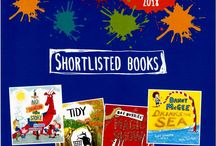 Hampshire Picture Book Award 2018 / Titles shortlisted for the Hampshire Picture Book Award 2018