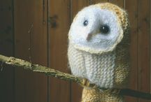 Knitted Pets... and other animals