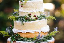 Wedding cakes - country vintage / Collection of beautiful wedding cakes to make yourself