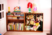 Organization - Toy storage