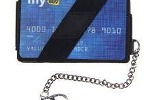Men RFID Blocking Wallet Bifold With Chain Card Holder Crazy Horse Front Pocket