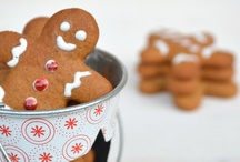 Gingerbread Christmas Ideas You Will Love / Gingerbread gives a yummy look for Christmas, plus edible ideas to make.  / by The Christmas Boutique.co.uk