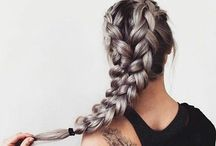 beautiful hair / here's loads of different hairstyles for you guys to try at home