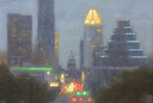 7) Misc. - Cities, urban paintings