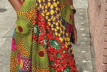 African and traditional dresses