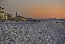 Litorale / La Costa: Marina di Pisa - Tirrenia - Calambrone