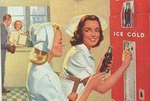 Vintage ads / by Sandra Lifsey