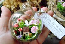 mini mini bahçeler