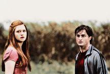 Ginny und Harry