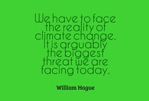 Climate quotes / Quotes about climate change, climate action, and inspiring positive action
