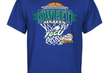 March Madness / March Madness gear for all the major basketball teams! Sweet 16 Shirts, Elite 8 Gear and ncaa basketball jerseys on display / by Sports Style